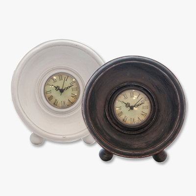3 colors of round clock (K17D026D-DR2)