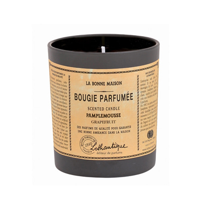la bonne maison grapefruit scented candle 160g