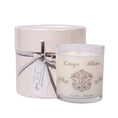 purity scented candle 140g